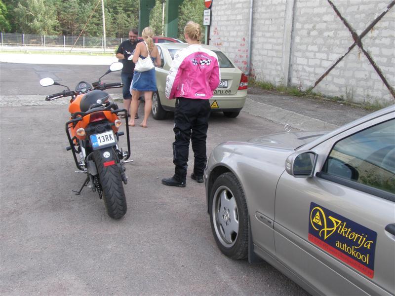 A-kategooria sõiduõpe